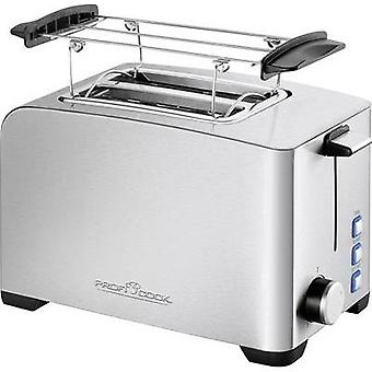 Toaster with home baking attachment Profi Cook PC-TA 1082 Stainless steel, Black