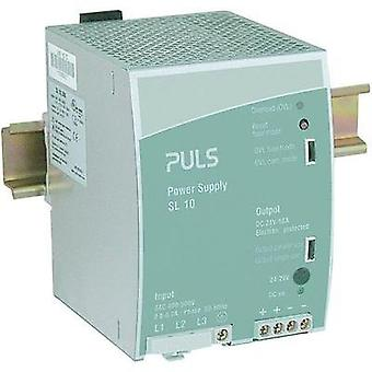 Rail mounted PSU (DIN) PULS SilverLine SL10.300 24 Vdc 10 A 240 W 1 x