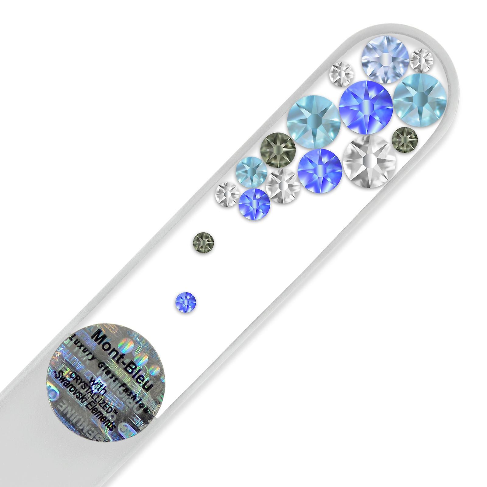 Swarovski crystal nagelfil B-M1-12