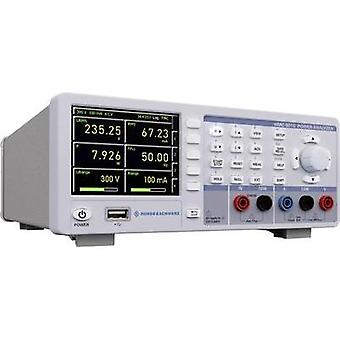 Rohde & Schwarz 3593.8646.02power analizador, red analyser3593.8646.02