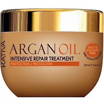 Kativa Argan Oil Intensive Repair Treatment 500Gr