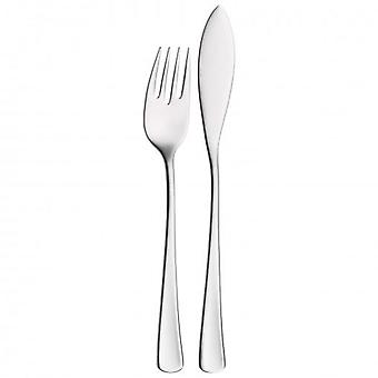 WMF Fish cutlery set 2-pcs. Denver (Home , Kitchen , Kitchenware and pastries , Cutlery)