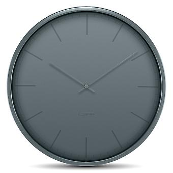 LEFF Amsterdam Grey Tone Wall Clock
