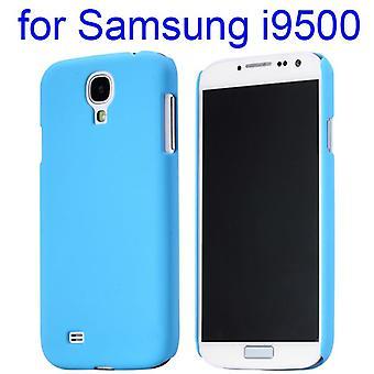 Hoes met rubber zachte gel, voor Samsung Galaxy S4 i9500 (lichtblauw)