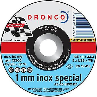 Dronco 6900945-100 10x cutting discs AS60T INOX