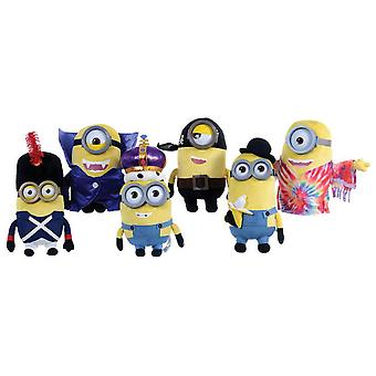 Import Minions Plush 20 cm 6 Assortments Eyes