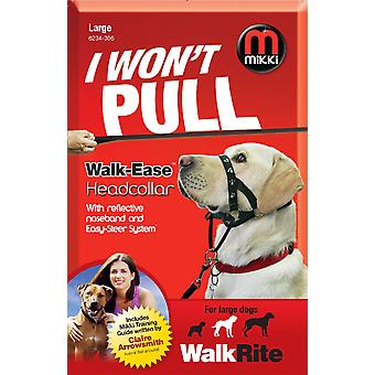 Mikki Walk Ease Headcollar Lge