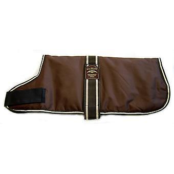 Padded Waterproof Coat Brown 30.5cm (12
