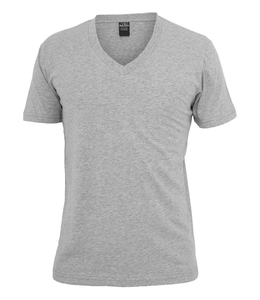 Urban Classics Kids Basic V-Neck Tee