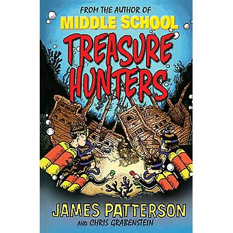 Treasure Hunters (Paperback) by Patterson James