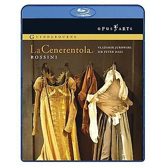 G. Rossini - Askungen [BLU-RAY] USA import