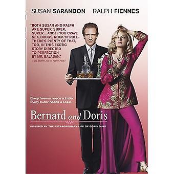 Bernard y Doris [DVD] los E.e.u.u. la importación