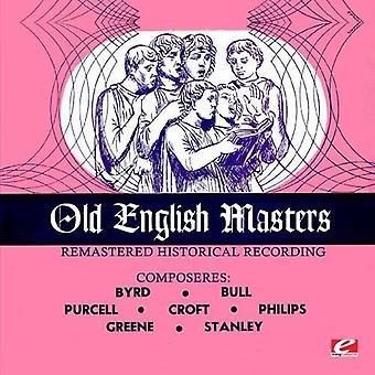 Flor Peeters - gamle engelske Masters [remastret] [DVD] USA importere