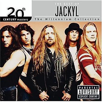 Jackyl - beste van Jackyl-Millennium Collection [CD] USA import