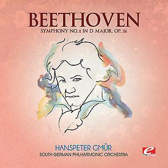 L.V. Beethoven - Beethoven: Symphony No. 2 in D Major, Op. 36 [CD] USA import