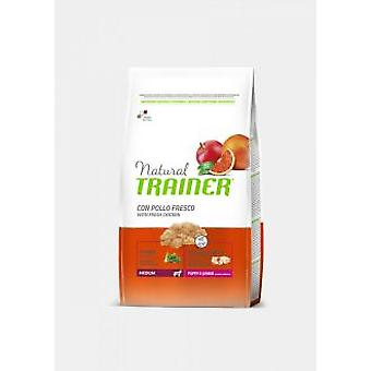 Trainer Natural Medium Puppy & Junior Pollo Fresco (Perros , Comida , Pienso)