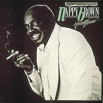 Nappy Brown - Tore Up [CD] USA import