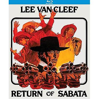 Return of Sabata (1972) [Blu-ray] USA import