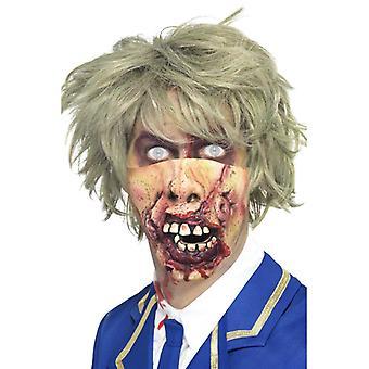 Verfaulter Mund Maske Halloween Mundmaske Rotten Mouth Horror
