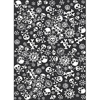 Halloween tablecloth 120 x 180 cm party horror skull Halloween party