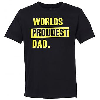Spoilt Rotten World's Proudest Dad Men's T-Shirt