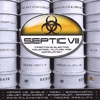 Septisk VIII - septisk VIII [CD] USA importerer