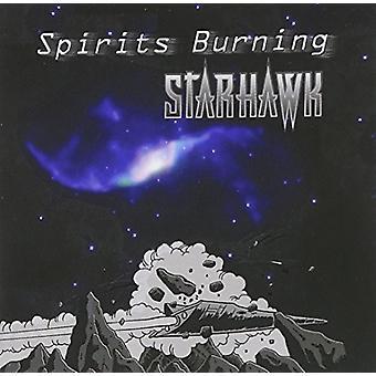 Spiritus Burning - Starhawk [CD] USA import