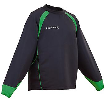 Kooga Childrens Boys Vortex II Long Sleeve Training Top