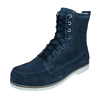 Timberland Abington gids Mens Leather Boots - grijs
