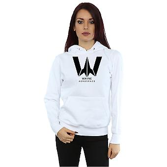 DC Comics Women's Justice League Movie Wayne Aerospace Hoodie