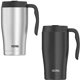 Thermos 22 oz. Vacuum Insulated Stainless Steel Mug with Handle