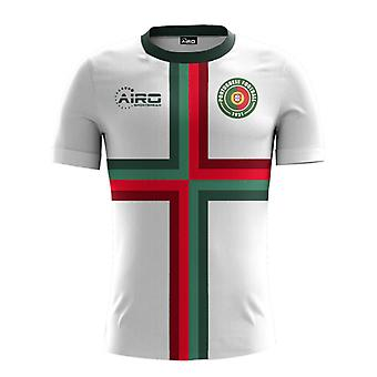 2018-2019 Portugal Away Concept Football Shirt