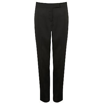 Henbury Womens/Ladies Tapered Leg Trousers