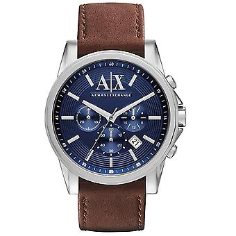 Armani Exchange Mænds Chronograph Watch AX2501