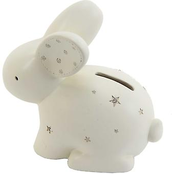 Bambino Resin Money Bank Rabbit