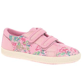 Startrite Edith Girls Infant Canvas Shoes