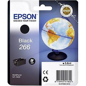 Epson Ink T2661, 266 Original Black C13T26614010