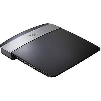Linksys E2500 WiFi router 2.4 GHz, 5 GHz 600 Mbit