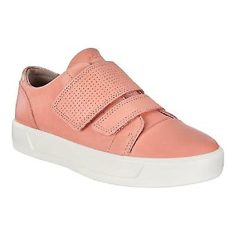 Ecco S8 Muted Clay Girls Fashion Leather Shoes