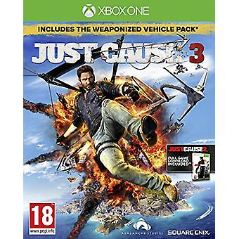 Just Cause 3 Day 1 Edition (Xbox One) - Factory Sealed