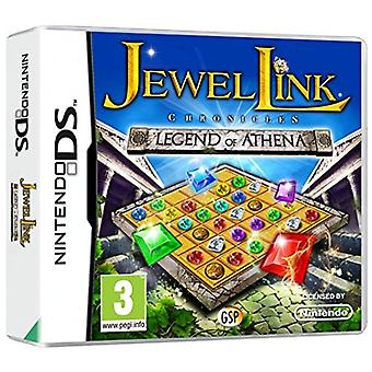 Jewel Link Chronicles Legend of Athena (Nintendo DS) - Factory Sealed