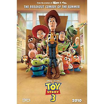 Toy Story 3 Movie Poster (27 x 40)