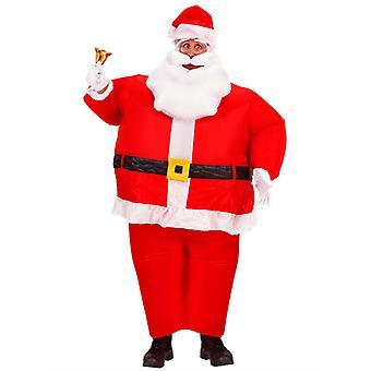 Inflatable Santa Claus Costume