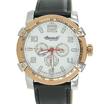 Ingersoll men's watch wristwatch automatic Mescalero silicone IN1621WH