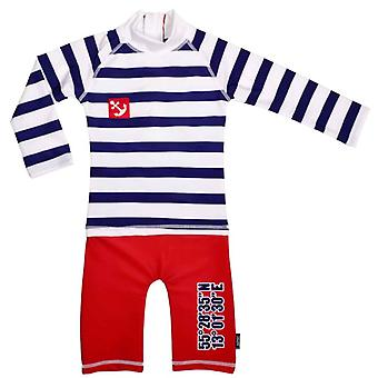 Swimpy UV Outfit Sealife 74-80 cl