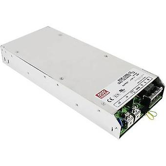 AC/DC PSU module (+ enclosure) Mean Well RSP-1000-24 24 Vdc 40 A 960 W