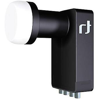 INVERTO BLACK Ultra Quattro LNB LNB alimentazione Dimensioni: 40 mm