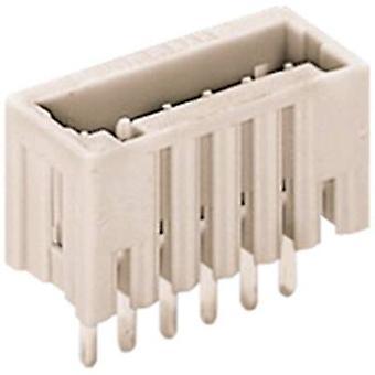WAGO Pin låda - kabel 733 totala antalet pins 3 kontakt avstånd: 2,50 mm 733-333 1 dator