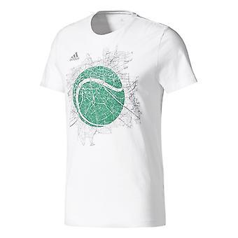 Adidas mannen Londen grafisch T-Shirt CE7362