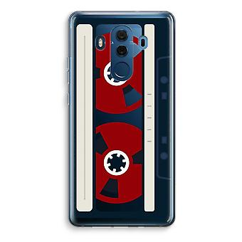 Huawei Mate 10 Pro Transparent Case (Soft) - Here's your tape